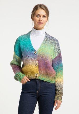Strikjakke /Cardigans - multicolor