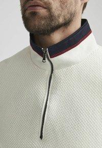 Holebrook - Stickad tröja - off white - 3