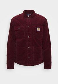 MICHIGAN COVENTRY - Light jacket - jam rinsed