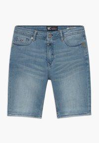Kaporal - Jeans Short / cowboy shorts - azzuro - 2
