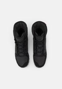 adidas Performance - TERREX CHOLEAH PADDED RAIN.RDY - Winter boots - core black/grey five - 3
