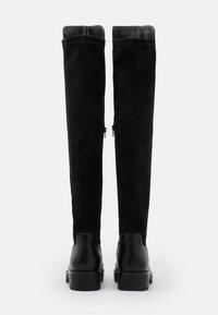 Buffalo - MIREYA - Over-the-knee boots - black - 3