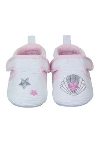 Sterntaler - BABY-KRABBELSCHUH - First shoes - weiss - 5