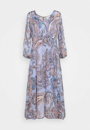 ADELINA DRESS - Maxi dress - brunnera blue