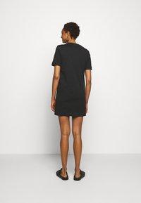 Love Moschino - Jersey dress - black - 2