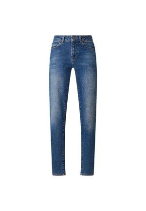 ZOE - Trousers - medium blue denim