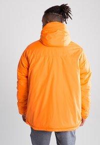 K1X - URBAN - Winter jacket - orange - 2