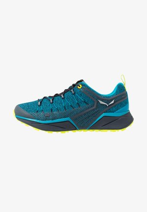 DROPLINE - Hiking shoes - blue danube/ombre blue
