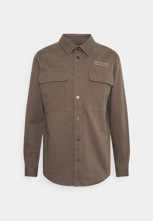 HOXEN WORK  - Shirt - brown