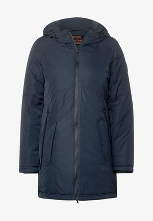 SPORTIVE - Winter coat - blau