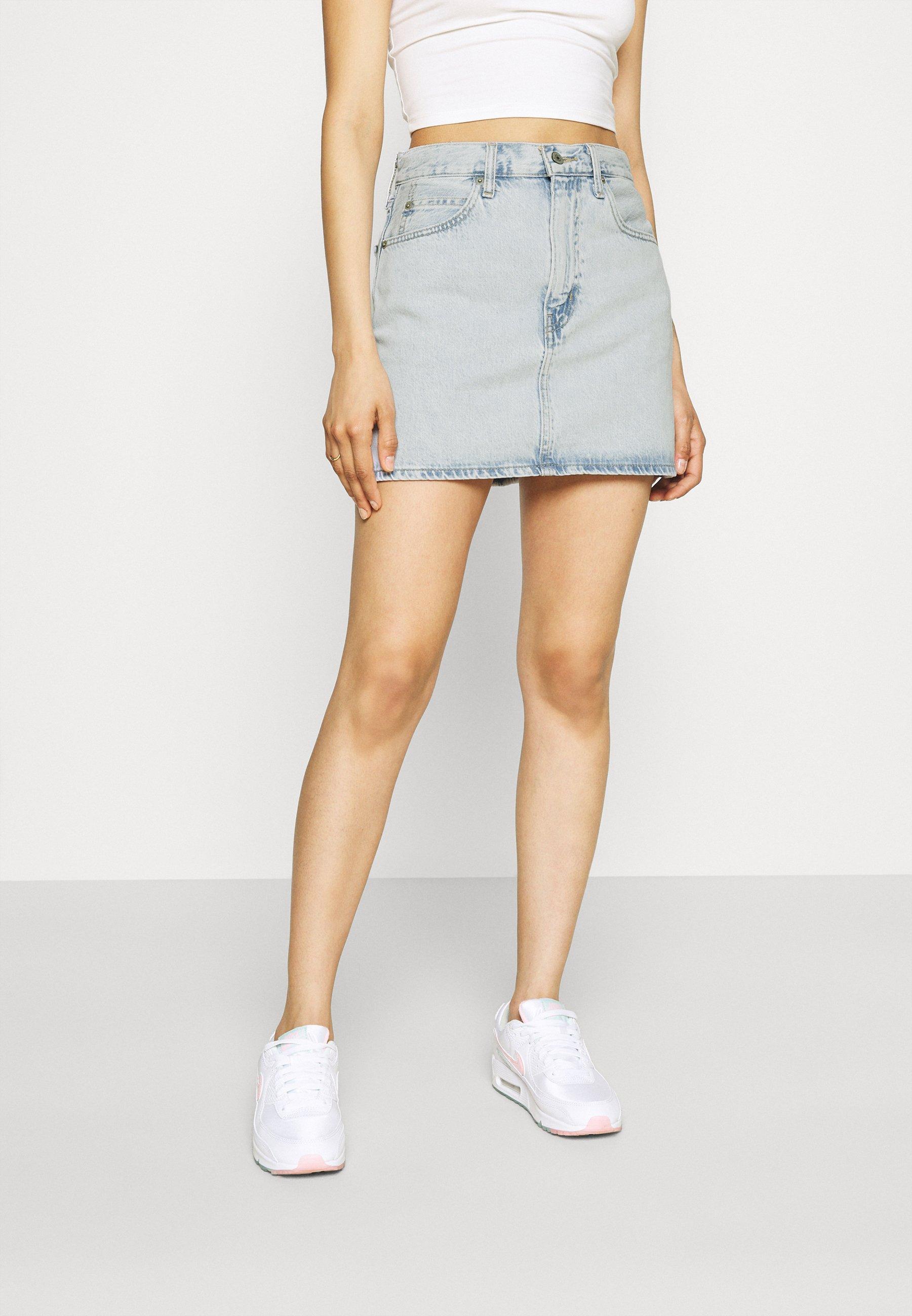 Women 70S HIGH MICRO - Mini skirt