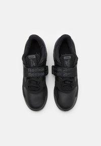 Reebok - LEGACY LIFTER II - Sports shoes - core black/pure grey 8/pure grey 7 - 3