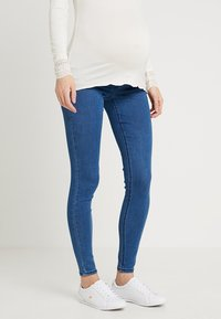 Zalando Essentials Maternity - Jeans Skinny Fit - blue denim - 0