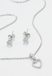 Michael Kors - PREMIUM SET - Ohrringe - silver-coloured - 5