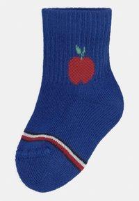 Tommy Hilfiger - BABY NEWBORN GIFTBOX 3 PACK UNISEX - Socks - blue - 1