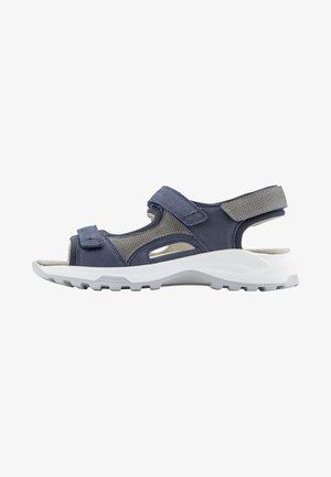 Walking sandals - jeans basalt deepbl.