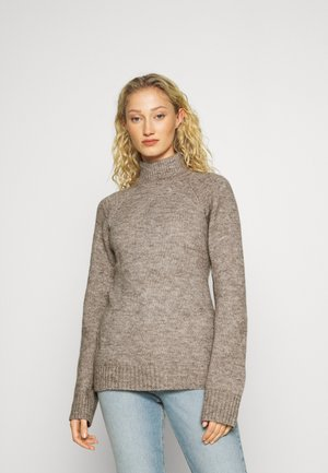 Jumper - taupe