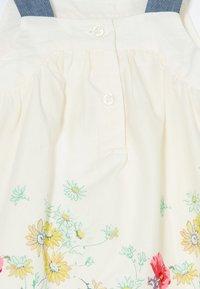 GAP - BORDER - Korte jurk - ivory frost - 4