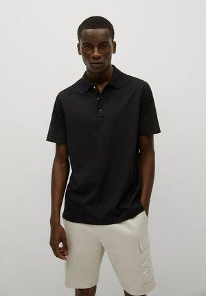 PORSCHE - Poloskjorter - schwarz