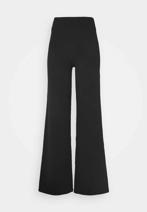 ONYCOCO ROCKY WIDE PANT - Trousers - black