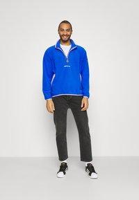 adidas Originals - Fleece jumper - glory blue - 1