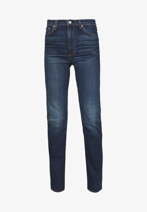 NINA CIGARETTE - Slim fit jeans - blue denim