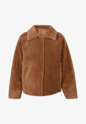 HELEN - Winter coat - camel
