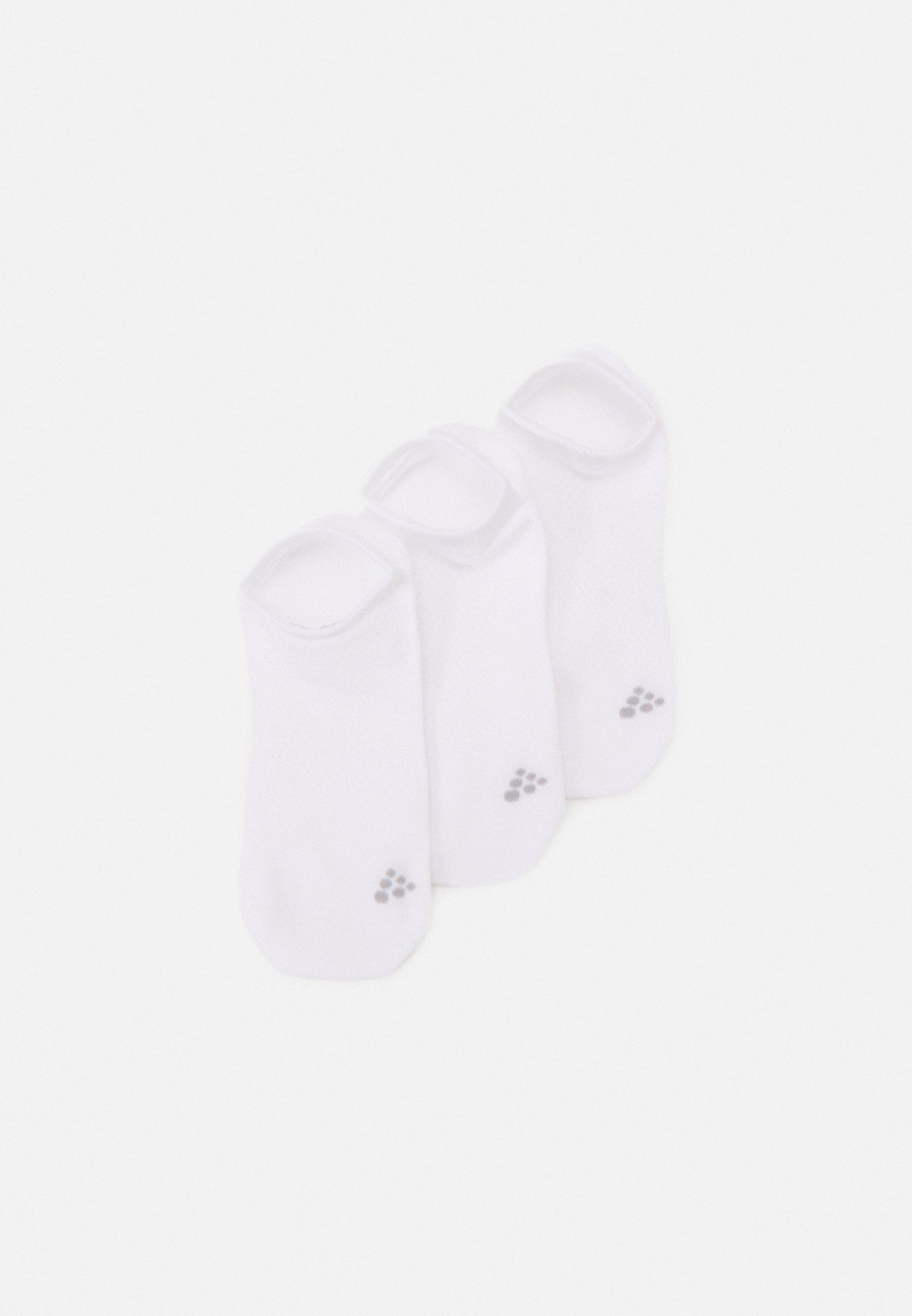 Men CORE DRY FOOTIES 3 PACK UNISEX - Sports socks