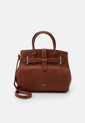 DANIA - Handbag - cognac