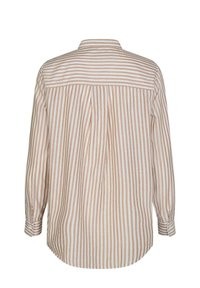Mos Mosh - KARLI - Button-down blouse - beige - 1