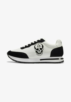 LUCKY - Trainers - white black