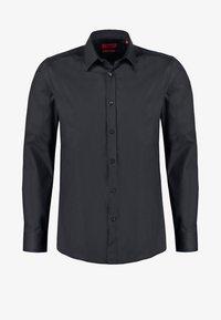 ELISHA EXTRA SLIM FIT - Formal shirt - black