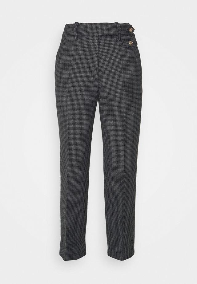 COPPOLA - Kalhoty - dark grey