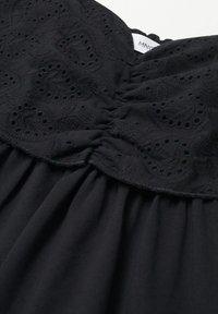 Mango - INES - Day dress - zwart - 5