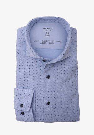 MODERN FIT  LANGARM NEW KENT KRAGEN  - Shirt - hellblau