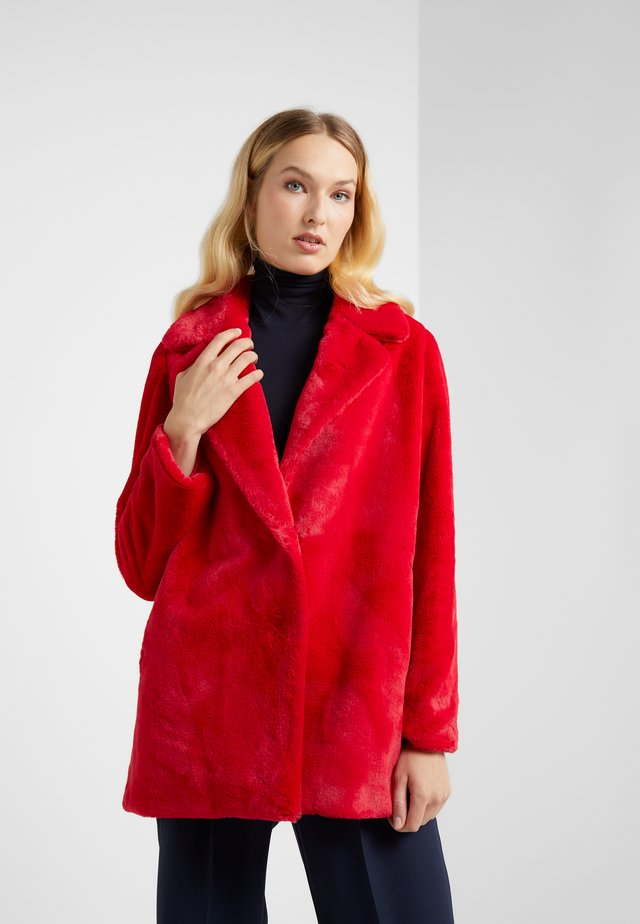 CECILE JACKET - Winter jacket - red