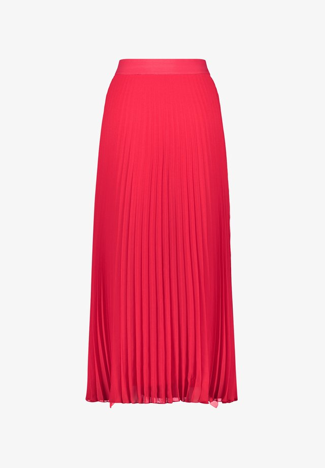 A-line skirt - watermelon