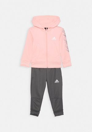 HOODIE PES TRAINING SPORTS TRACKSUIT - Tracksuit - hazcor/white