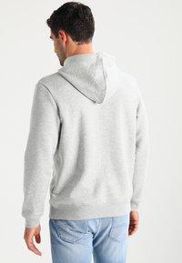 GAP - ARCH - Hoodie - light heather grey - 2