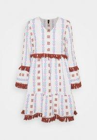 YAS - YASFIDELI DRESS - Day dress - star white - 3
