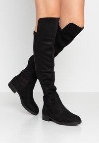 Anna Field - Stivali sopra il ginocchio - black - 0