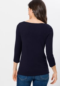 zero - Long sleeved top - dark blue - 2