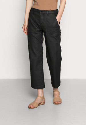 MELVIN - Relaxed fit jeans - black