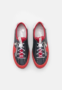 Rieker - Volnočasové šněrovací boty - blau - 5