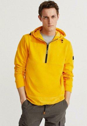 WELS - Hoodie - amarillo