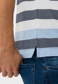 BRAX - STYLE PACO - Polo shirt - iced blue - 4