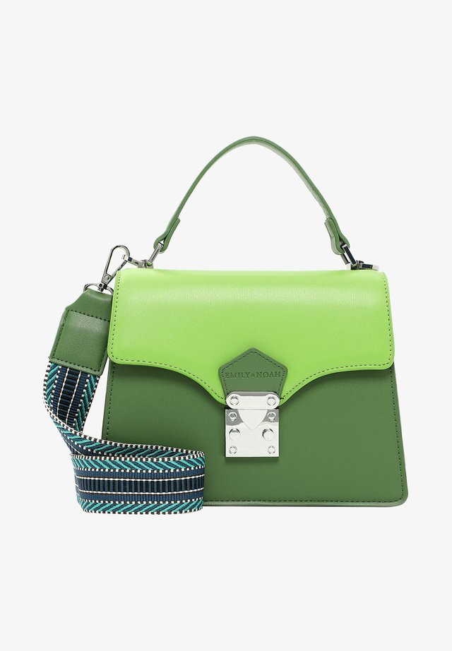 Handtas - green