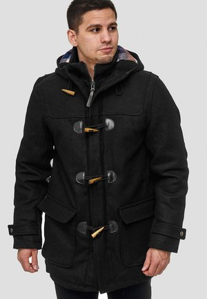 ERVIN - Short coat - schwarz
