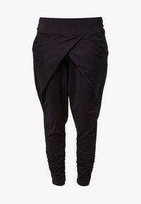Casall - FLOW - Pantalones deportivos - black - 4