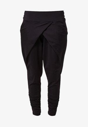 FLOW - Trainingsbroek - black